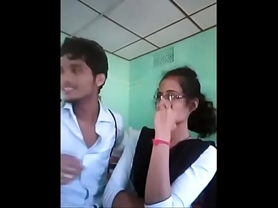 Neha and Sumit are fucking in school